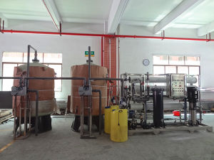 Water Treatment RO Reverse Osmosis System Drinking Water Purifier Machine pictures & photos