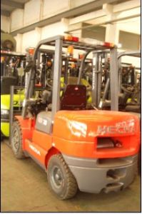 2ton Diesel Forklift Truck (FD20T-HGB3) pictures & photos