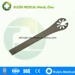 Swiss Material Ss Saw Blades for Orthopedic pictures & photos