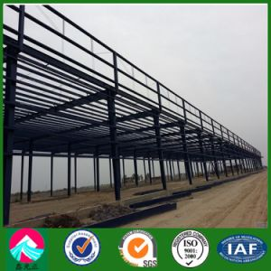 Prefabricated Steel Structure Workshop for Ceramic Tile (XGZ-A012) pictures & photos