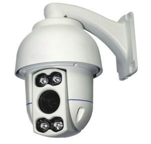 Wall Mounted 700tvl HD CCTV Camera with PTZ and 10X Optical Zoom pictures & photos