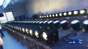 100W/300W COB Cw/Ww/RGB/RGBW/RGBA/RGBWA/Rgbwauv LED Profile Ellipsoidal Spot Light pictures & photos