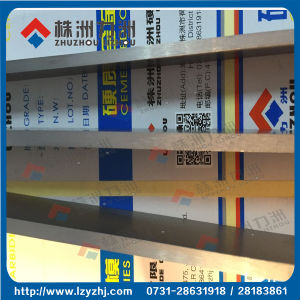 High Quality Tungsten Carbide Flat for Cutting Tool pictures & photos