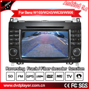 Car DVD Player for Mercedes Benz Viano Android 5.1.1 System pictures & photos