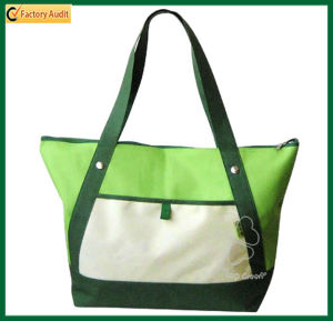 Cotton Canvas Shopping Promotional Tote Bag (TP-TB028) pictures & photos