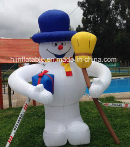 Inflatable Christmas Snower Indoor for Christmas Decoration