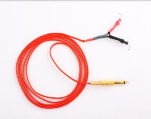 Silicon Rubber Tattoo Clip Cord for Sale pictures & photos