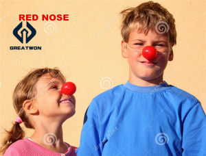 Red Clown Nose pictures & photos