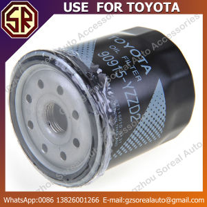 Competitive Price Auto Oil Filter for Toyota 90915-Yzzd2 pictures & photos