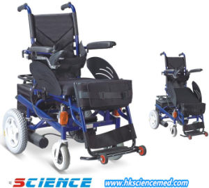 Standing Steel Power Wheelchair Sc-Ew11 pictures & photos