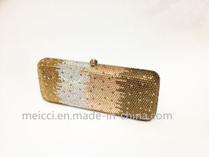 Crystal Evening Bag Have Four Color pictures & photos