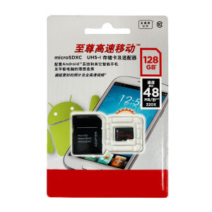 128GB Memory Card Ultra Uhs-I TF Card Class10 Microsdxc Card pictures & photos