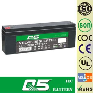 12V2.3AH UPS Battery CPS Battery ECO Battery...Uninterruptible Power System...etc. pictures & photos