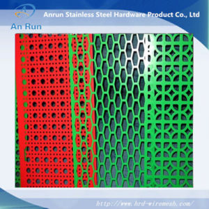 Plastic Perforated Mesh Sheet (factory) pictures & photos