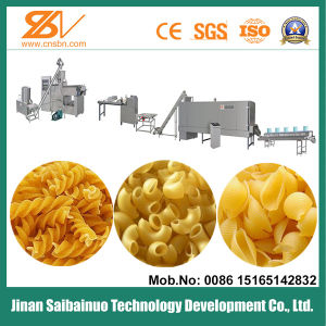 Pasta Processing Line Macaroni Processing Line pictures & photos