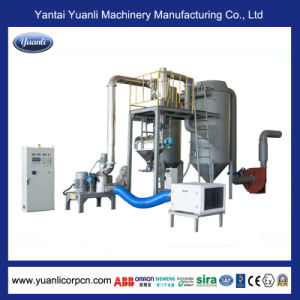 Yuanli Electrostatic Powder Coating Production Line pictures & photos
