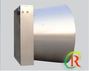 Butterfly Exhaust Fan (double doors fan) for Gereen House pictures & photos