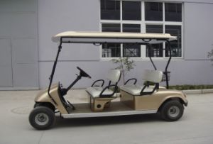 4-Seater Golf Buggy with 5kw Motor Very Powerful pictures & photos