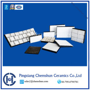 Industrial Engineering Materials Ceramic Rubber Composite for Wear Protection pictures & photos