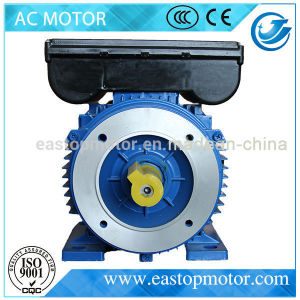 Ce Approved Ml Industrial Motors for Fan with Cast-Iron Housing