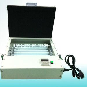 Mini Exposure Machine, Small Exposure Cabinet, UV Exposure Unit (SE-320PL) pictures & photos