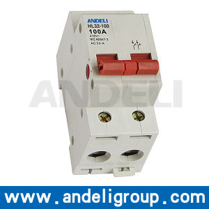 DC Power Isolator Switch (AHL32-100) pictures & photos