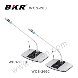 Wcs-200 Priority Function Wireless Conference System pictures & photos