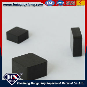 PCBN Cutting Tool Blanks for Machining Non-Ferrous Metal and Alloys pictures & photos