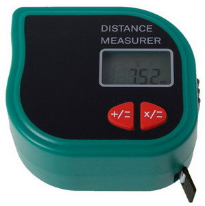 Ultrasonic Distance Meter with Tape (CP-3001) pictures & photos