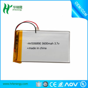 High Qualtity 3.7V 3600mAh Li-ion Rechargeable Battery Pack pictures & photos