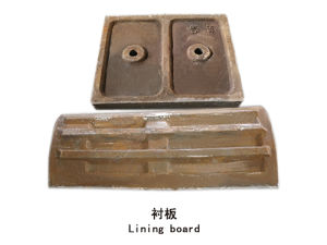 Wear Resistant Lining Plate pictures & photos