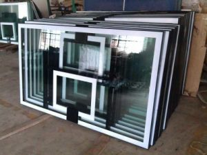 Glued Constructed Tempered Glass Basketball Backboard (BL-B-003) pictures & photos