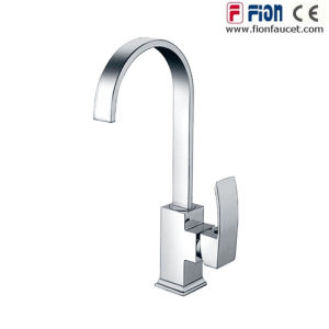 Single Lever Kitchen Mixer (F-6505) pictures & photos