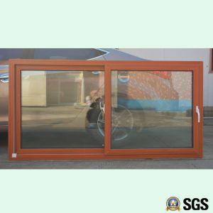 Good Quality Colourful UPVC Profile Sliding Window, UPVC Window, Window K02089 pictures & photos