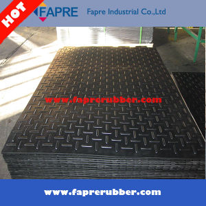 """Heavy Dute Crossfit Rubber Gym Floor """"Diamond Stall Mat""""/Gym Equipment pictures & photos"""