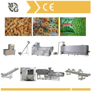 PLC Control Automatic Cheetos Extruding Machine pictures & photos