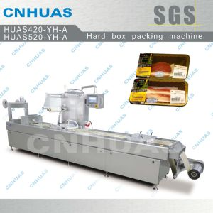 Thermoforming Vacuum Packaging Machine for Food pictures & photos