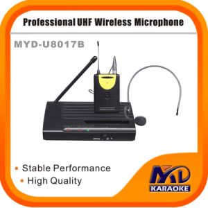 Wireless Microphone UHF pictures & photos