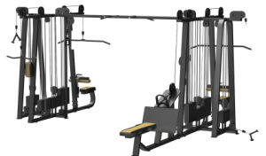 Professional Multi Station Gym Commercial Professional Fitness Equipment XP44 pictures & photos