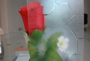 Decorate Frosted Glass /Acid Etched Glass pictures & photos
