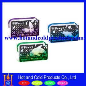 Liquid Filled Cosmetic Bag Made of PVC or EVA
