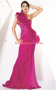 One Shoulder Prom Dresses (EG596)