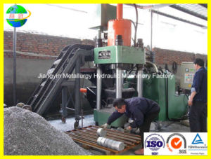 Hydraulic Metal Scrap Briquette Press Machine for Recycling (SBJ-360) pictures & photos