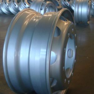 Truck Bus Stainless of Tubeless Steel Wheel Rims pictures & photos