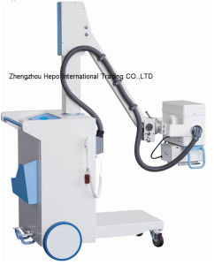 High Frequency Mobile X-ray Machine with Camera (5.0KW, 100mA) pictures & photos