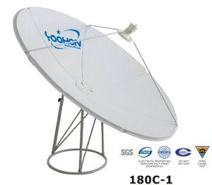 Prime Focus Satellite Antenna 180cm pictures & photos