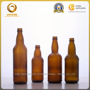 China 650ml Amber Glass Beer Bottle (133) pictures & photos