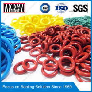 High temperature Resistant Colorful NBR/FKM/EPDM/Purubber O-Rings pictures & photos