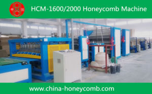 Automatic Honeycomb Core Making Equipment pictures & photos