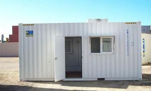 Standard Modulare Container House with Bathroom pictures & photos